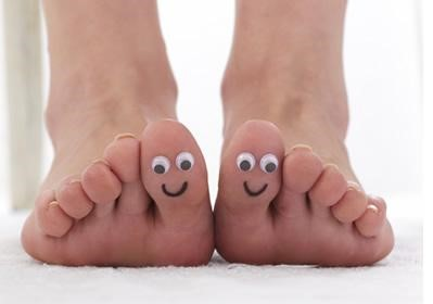 Top 10 Tips for healthy feet