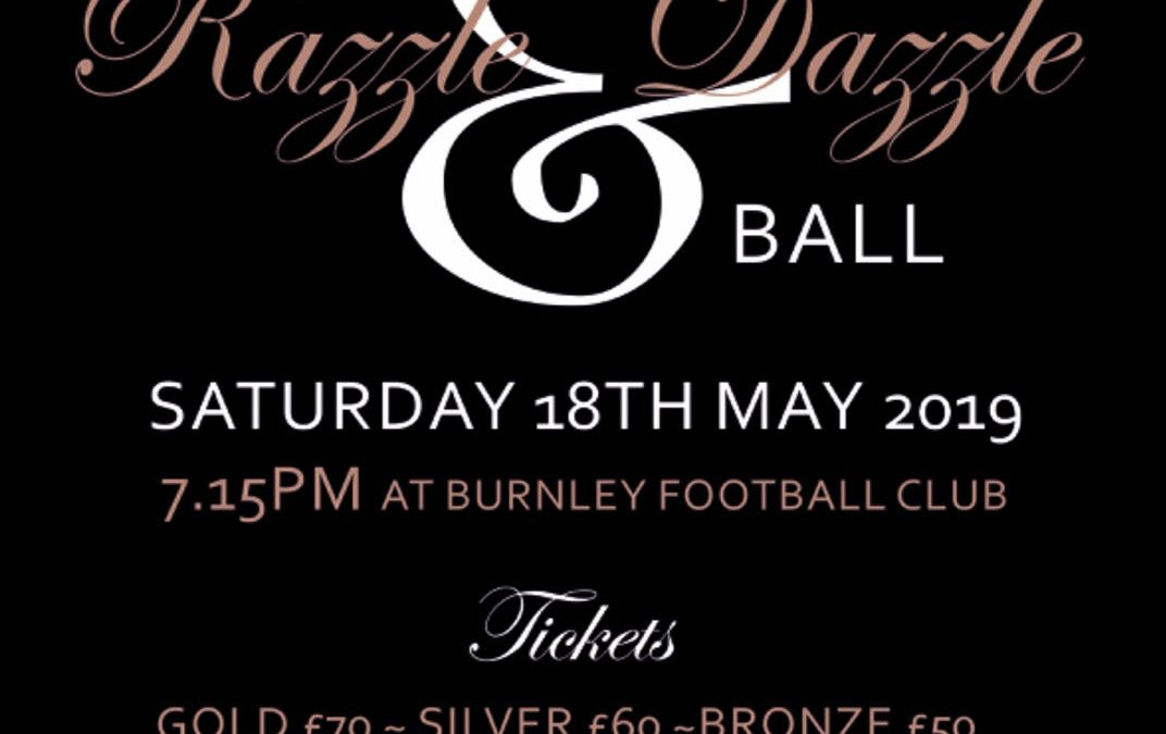 The Footcare Service Razzle & Dazzle Charity Ball 2019